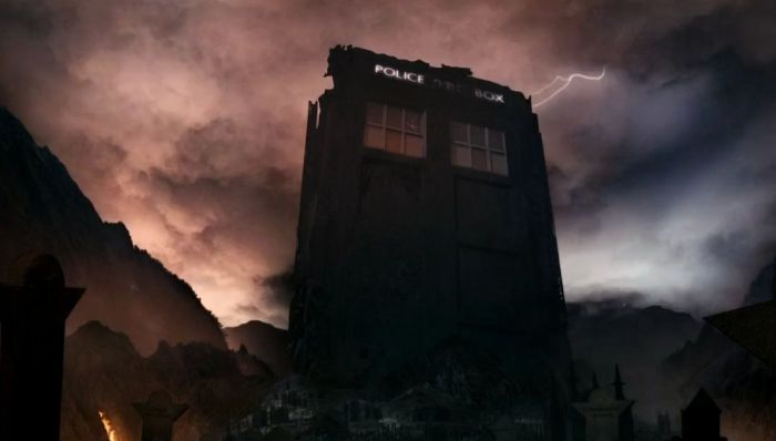 Pardon our TARDIS dust…