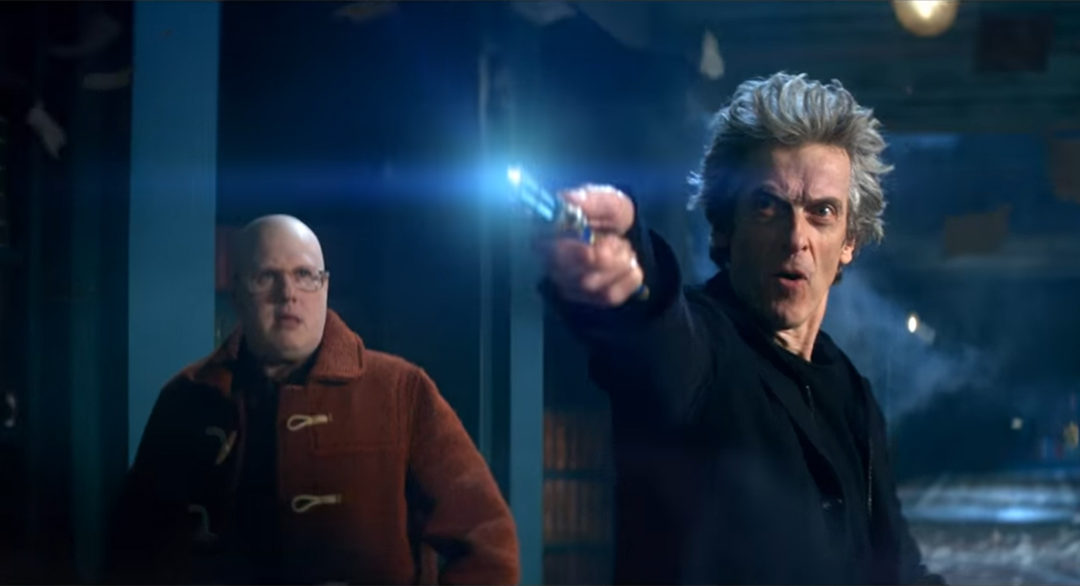 The new Doctor Who Series 10 Trailer has arrived