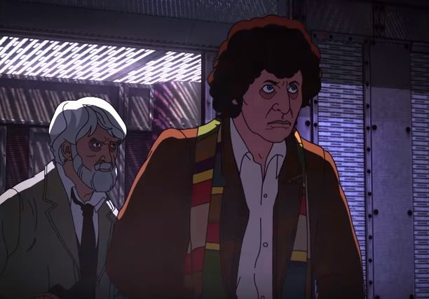 "Doctor Who ""Shada"" debuts new trailer"