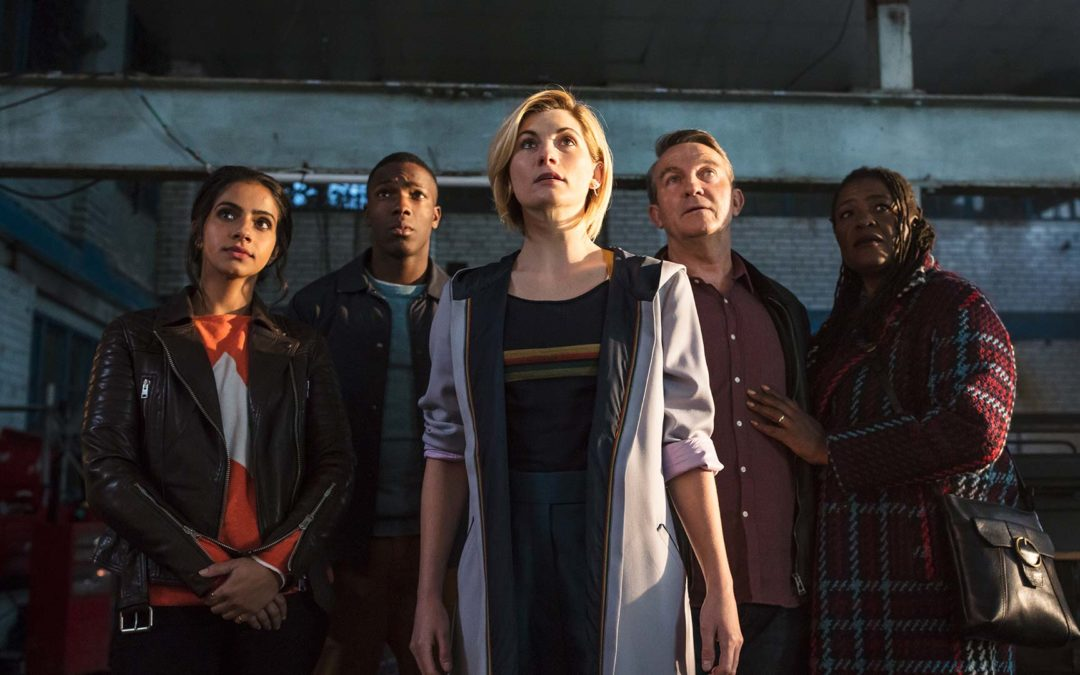 The Lonely TARDIS Season 11 Episode 1: The Woman Who Fell to Earth
