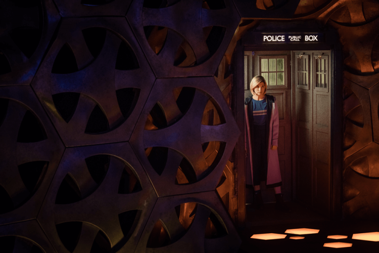 The Lonely TARDIS Season 11 Finale & New Year's Day