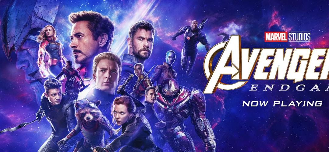 The Lonely TARDIS: Avengers Endgame Special