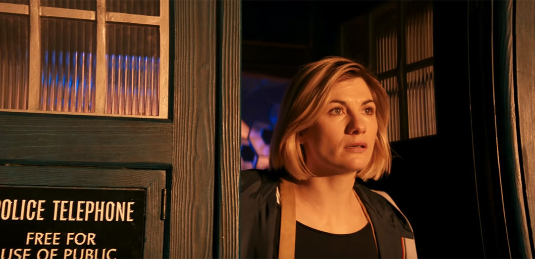 Doctor Who returns on New Year's Day