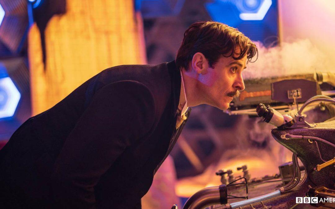 The Lonely TARDIS Season 12, Episode 4: Nikola Tesla's Night of Terror