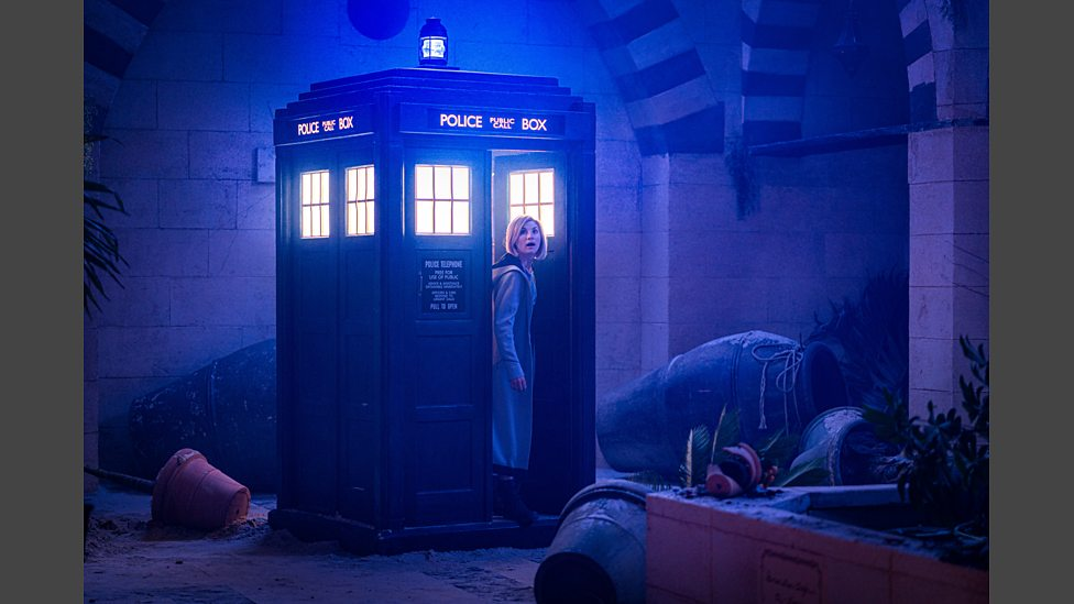 The Lonely TARDIS Season 12, Episode 7: Can You Hear Me?