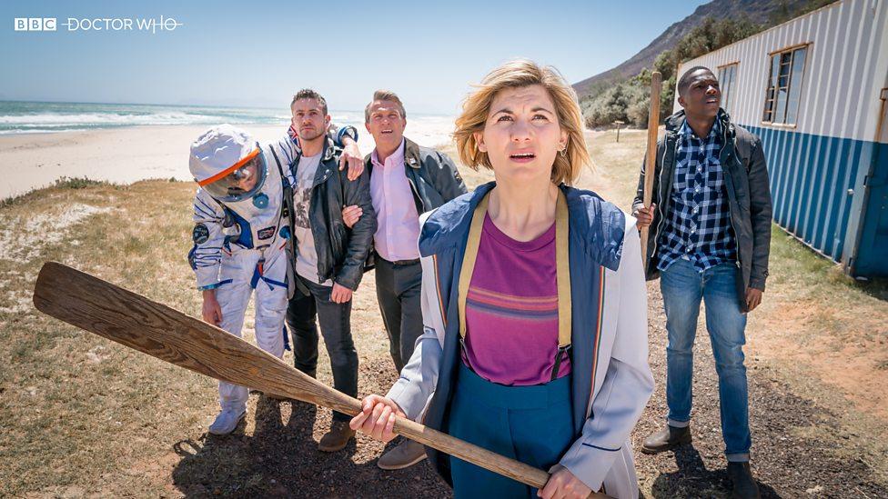 The Lonely TARDIS Season 12, Episode 6: Praxeus