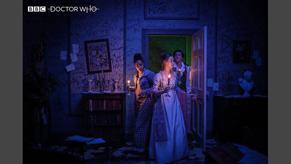 The Lonely TARDIS Season 12, Episode 8: The Haunting of Villa Diodati