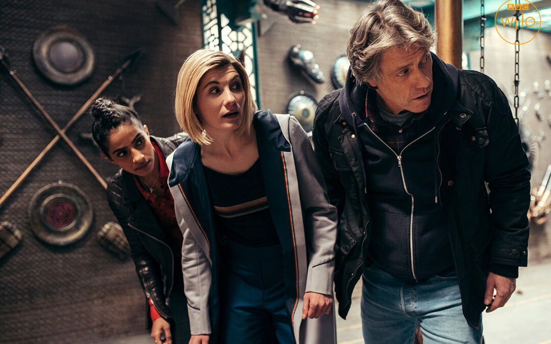Doctor Who returns October 31st